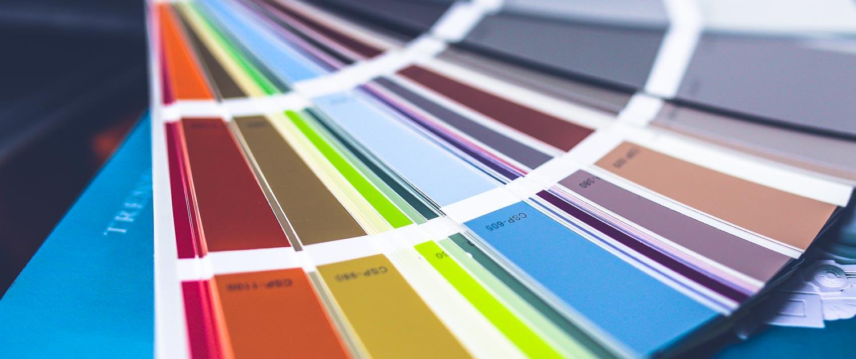Bild Farbberatung Farbpalette – Garbani AG