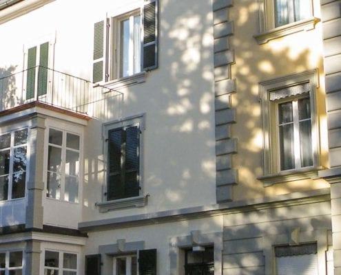 Bild Referenz Sulgenau Restauration Fassade – Malerei aussen